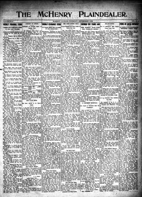 McHenry Plaindealer (McHenry, IL), 7 Sep 1916