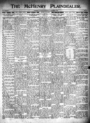 McHenry Plaindealer (McHenry, IL), 5 Oct 1916