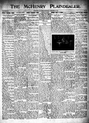 McHenry Plaindealer (McHenry, IL), 19 Oct 1916