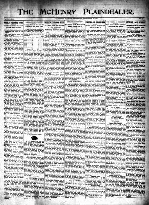 McHenry Plaindealer (McHenry, IL), 28 Dec 1916