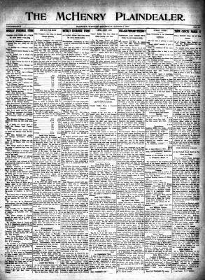 McHenry Plaindealer (McHenry, IL), 8 Mar 1917