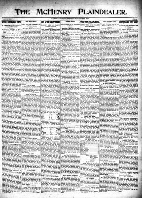 McHenry Plaindealer (McHenry, IL), 29 Mar 1917
