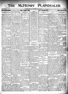 McHenry Plaindealer (McHenry, IL), 24 May 1917