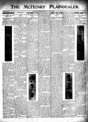 McHenry Plaindealer (McHenry, IL), 7 Jun 1917