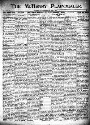 McHenry Plaindealer (McHenry, IL), 19 Jul 1917