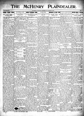 McHenry Plaindealer (McHenry, IL), 2 Aug 1917