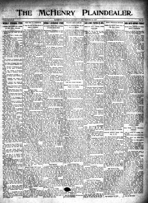 McHenry Plaindealer (McHenry, IL), 20 Sep 1917