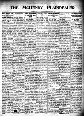 McHenry Plaindealer (McHenry, IL), 27 Sep 1917