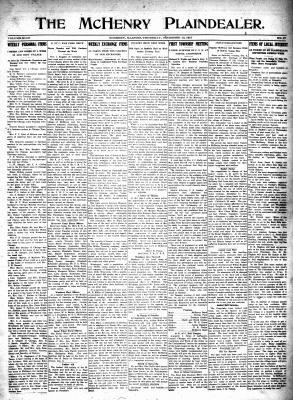 McHenry Plaindealer (McHenry, IL), 13 Dec 1917