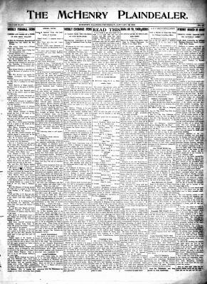 McHenry Plaindealer (McHenry, IL), 10 Jan 1918
