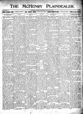 McHenry Plaindealer (McHenry, IL), 24 Jan 1918