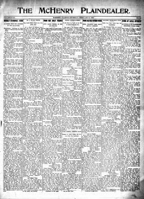 McHenry Plaindealer (McHenry, IL), 21 Feb 1918