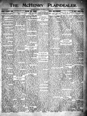 McHenry Plaindealer (McHenry, IL), 11 Apr 1918