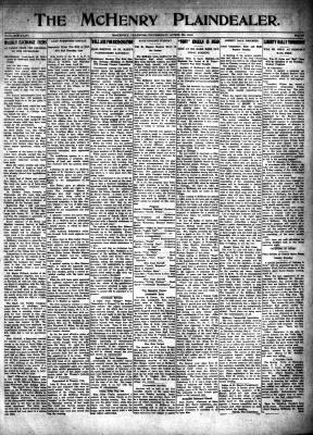 McHenry Plaindealer (McHenry, IL), 25 Apr 1918