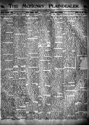 McHenry Plaindealer (McHenry, IL), 27 Jun 1918