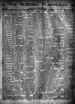 McHenry Plaindealer (McHenry, IL), 4 Jul 1918