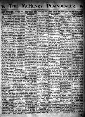 McHenry Plaindealer (McHenry, IL), 15 Aug 1918