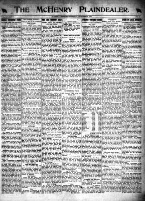 McHenry Plaindealer (McHenry, IL), 24 Oct 1918