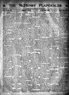 McHenry Plaindealer (McHenry, IL), 16 Jan 1919