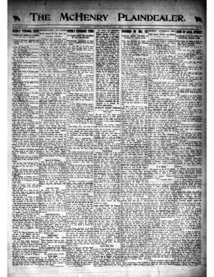 McHenry Plaindealer (McHenry, IL), 24 Apr 1919