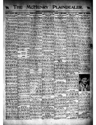McHenry Plaindealer (McHenry, IL), 5 Jun 1919