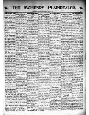 McHenry Plaindealer (McHenry, IL), 12 Jun 1919