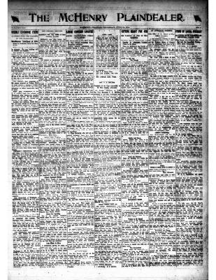McHenry Plaindealer (McHenry, IL), 26 Jun 1919