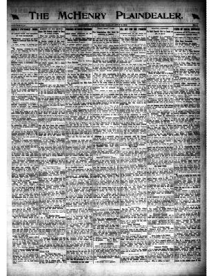 McHenry Plaindealer (McHenry, IL), 3 Jul 1919