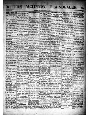 McHenry Plaindealer (McHenry, IL), 24 Jul 1919