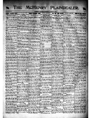 McHenry Plaindealer (McHenry, IL), 7 Aug 1919