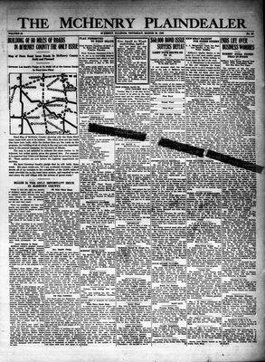 McHenry Plaindealer (McHenry, IL), 29 Mar 1928