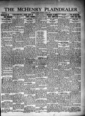 McHenry Plaindealer (McHenry, IL), 21 Jun 1928
