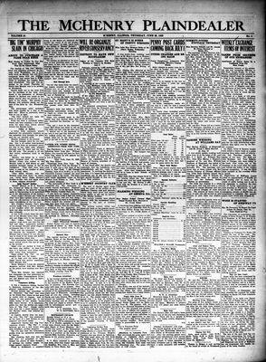 McHenry Plaindealer (McHenry, IL), 28 Jun 1928