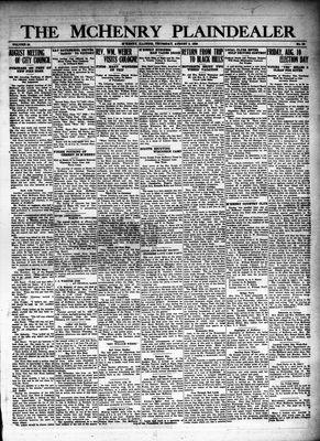 McHenry Plaindealer (McHenry, IL), 9 Aug 1928