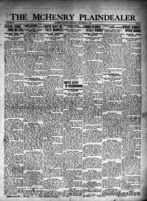 McHenry Plaindealer (McHenry, IL), 6 Sep 1928