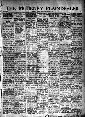 McHenry Plaindealer (McHenry, IL), 3 Jan 1929