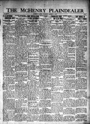 McHenry Plaindealer (McHenry, IL), 17 Jan 1929
