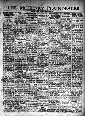 McHenry Plaindealer (McHenry, IL), 28 Feb 1929