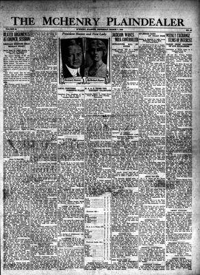 McHenry Plaindealer (McHenry, IL), 7 Mar 1929