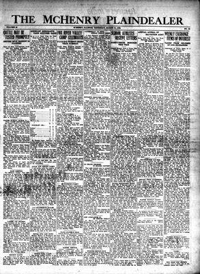 McHenry Plaindealer (McHenry, IL), 21 Mar 1929