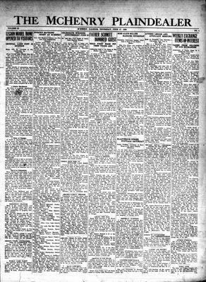 McHenry Plaindealer (McHenry, IL), 27 Jun 1929