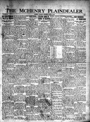 McHenry Plaindealer (McHenry, IL), 18 Jul 1929