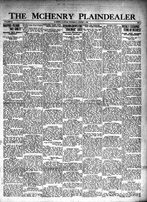 McHenry Plaindealer (McHenry, IL), 1 Aug 1929
