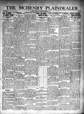 McHenry Plaindealer (McHenry, IL), 3 Oct 1929