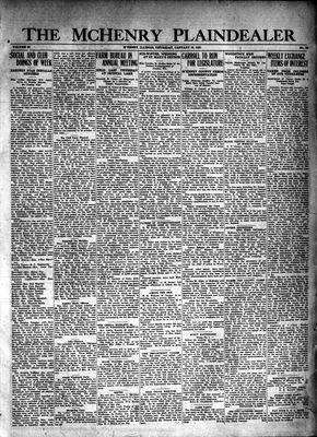 McHenry Plaindealer (McHenry, IL), 16 Jan 1930
