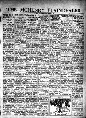McHenry Plaindealer (McHenry, IL), 6 Mar 1930