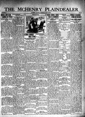 McHenry Plaindealer (McHenry, IL), 29 May 1930