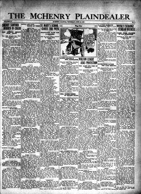 McHenry Plaindealer (McHenry, IL), 12 Jun 1930