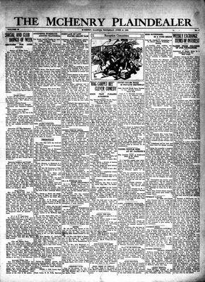 McHenry Plaindealer (McHenry, IL), 19 Jun 1930