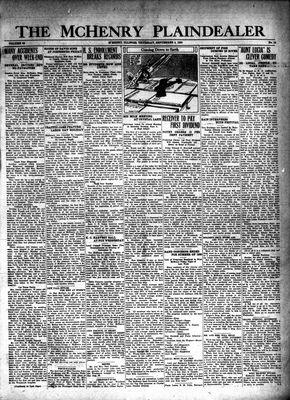 McHenry Plaindealer (McHenry, IL), 4 Sep 1930